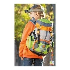 271 Best Kids Camping Backpacks Images