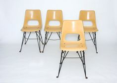 brunswick shell chairs.