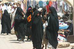 Africa: Berber women, Morocco