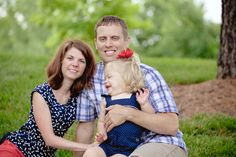 My opinion of a perfect family pic :)! Photo by Makenzie Lynn Photography