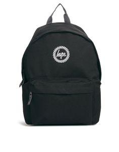 Hype Backpack in Black
