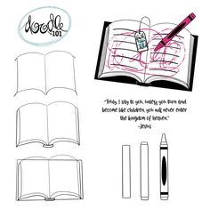 Doodle Alphabet, Alphabet Art, Bullet Journal Weight Loss Tracker, Planner Doodles, Doodle Art Journals, Drawing Journal, Art Sketchbook, Sketching, Doodles Zentangles