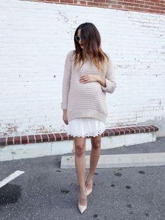 Fashion Fix: Zwanger in het najaar
