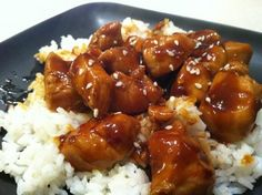 Quick & Easy Recipes – Bourbon Chicken...CHECK AMOUNT FOR SERVINGS....