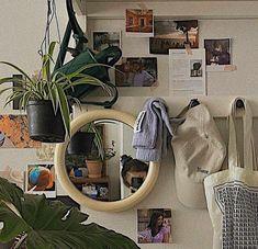 Room Design Bedroom, Room Ideas Bedroom, Bedroom Decor, Bedroom Inspo, Cute Room Ideas, Cute Room Decor, Study Room Decor, Indie Room, Pretty Room