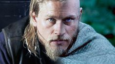 Charlie Hunnam / Travis Fimmel this composit shows how much they look alike!