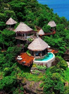 The Laucala Resort in Fiji