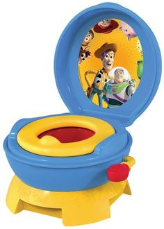 The First Years Toy Story Potty System - Free Shipping