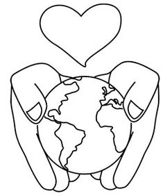 Earth Day Projects, Earth Day Crafts, Earth Day Coloring Pages, Coloring Books, Save Earth Posters, Earth Drawings, Space Themed Nursery, Sheep Crafts, Earth Day Activities