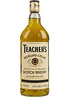 (3.5) Teachers Highland Cream- This whiskey surprised me.  Up until this point I had been trying Islay scotches but this highland is a different animal.  It reminded me more of bourbon and didn't have as much of that smokey peat flavor that I associate with scotch.  Its a very enjoyable drink especially for the price, but it should be served neat.  Ice seems to kill any enjoyable qualities that this drink has. $19 totalwine
