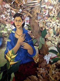Teresa. Hermes Alegre Filipino Art, Philippine Art, Great Pictures, Figurative Art, Contemporary Artists, Art Images, Philippines, Hermes, Art Gallery