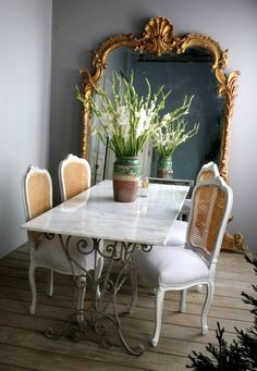 Eloquence Provence Dining Table