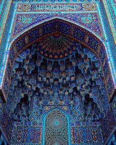 St. Petersburg Mosque designed by Nikolai Vasilyev