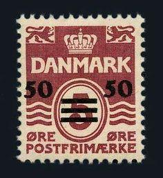 Faroe Islands, Scott 42041, 1940-41 British Administration Surcharges Set, Facit #4-8, n.h., Fine to Very Fine. Scott #2-6 $1,150. Facit SKr 8,500. Estimate $375-450.