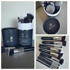 Lamora brush set - profesional brushes!