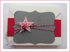 Stampin' Up! - Geschenkbox - Envelope Punch Board - Top Note - Aller Kreationen Anhang - Simply Stars - www.rosamaedchen.blogspot.de