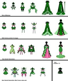 Jupiter Fukus by on DeviantArt Sailor Moon Fan Art, Sailor Moon Manga, Sailor Moon Crystal, Sailor Jupiter Costume, Sailor Moon Cosplay, Sailor Moon Screencaps, Sailor Outfits, Sailor Scouts, Magical Girl