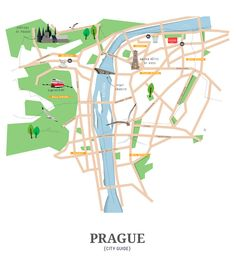 City Guide Prague 3 JOURS À PRAGUE {CITY GUIDE}