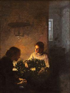 huariqueje:  Intimate Moments -  Jakub SchikanederCzech... - #Art #LoveArt http://wp.me/p6qjkV-dfz