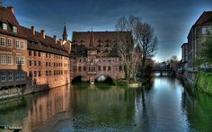 Nurnberg, Germany, Just how I remember it.