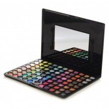 88 Color Shimmer Eyeshadow Palette: Metallic Makeup- BH!