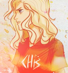 Annabeth Chase A.K.A Wise Girl