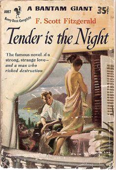Tender is the Night help?