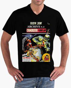Camiseta Iron Jaw A