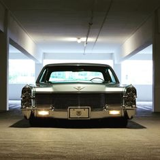 You can't buy class and you can't buy character, they said. But they also didn't know the 1965 Cadillac Coupe de Ville.