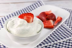 Easy Homemade Cool Whip - This cool whip recipe will change your desserts forever!