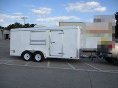 Kitchen Food Trailers for Sale - Buy Mobile Cooking Trailers Food Trailer For Sale, Food Truck For Sale, Trailers For Sale, Trucks For Sale, Concession Trailer For Sale, Concession Food, Catering Trailer, Mobile Food Trucks, Cargo Trailer Conversion