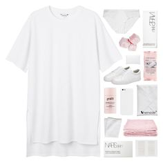 """no one ever looked so good in a dress"" by feels-like-snow-in-september ❤ liked on Polyvore featuring Monki, philosophy, Josie Maran, abcDNA, NARS Cosmetics, CB2 and Jigsaw"
