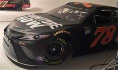 Jayski's® NASCAR Silly Season Site - 2017 Monster Energy NASCAR Cup Series #78 Paint Schemes