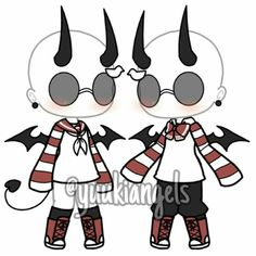 Red demon outfit - I'm so LAZY to exist - - - - - - - - - Source by leesawaterman ideas gacha Lazy Outfits, Couple Outfits, Club Outfits, Stylish Outfits, Girl Outfits, Manga Clothes, Drawing Clothes, Kawaii Drawings, Cute Drawings