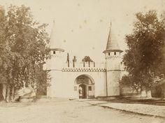 Topkapı Sarayı Babüsselam Adolphe Saum, 1865-1870