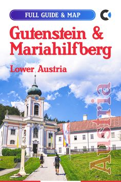 Guide for 1-day or weekend trip from Vienna to Gutenstein Alps & Mariahilfberg in Lower Austria. Map for hiking, restaurants, hotels & landmarks is included. #Europe #Austria #Alps