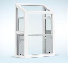 Builders Vinyl | JELD WEN Doors U0026 Windows Garden Window For The Kitchen