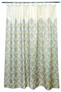 Curtain Grey And Yellowcould Cut In Half