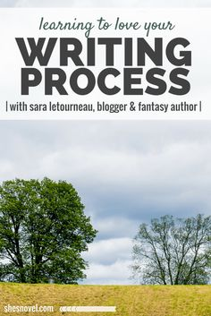 July 2015's Featured Novel Lady is Sara Letourneau, blogger and fantasy writer. Check out her interview on ShesNovel.com, where Sara talks about how she came to terms with her unique writing process.