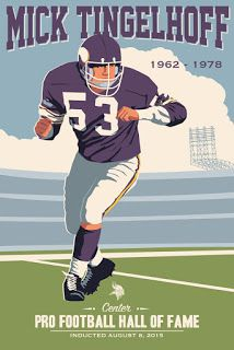 Steve Thomas [Illustration]: Here is the Minnesota Vikings artwork featured in the US Bank Stadium Equipo Minnesota Vikings, Vikings Cheerleaders, Steve Thomas, Football Hall Of Fame, Viking Ship, Cheerleading, This Is Us, Memories, Baseball Cards