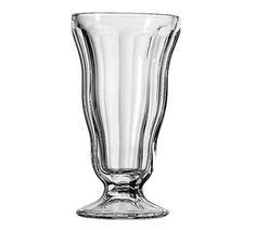 Case Pack: 1 Dozen    Anchor Hocking Soda Glass 12-1/2 oz. - 562U  Soda Glass, 12-1/2 oz., crystal, footed, Sure Guard Guarantee