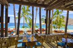 Had my birthday dinner here.....Picture Perfect | Hacienda Cocina y Cantina, Cabo San Lucas