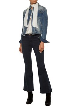 Shop on-sale Just Cavalli Denim jacket. Browse other discount designer Jackets & more on The Most Fashionable Fashion Outlet, THE OUTNET.COM