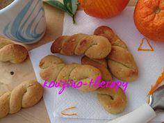 Κουζινο-therapy: Κουλουράκια πορτοκαλιού με ελαιόλαδο... για το σχολείο