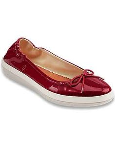 40fe5bcce1a9c Tommy Bahama - Relaxology  Caylee Ballet Flats Leather Ballet Flats