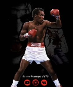 Sugar Ray Leonard Boxing Workout, Gym Workouts, Boxing Images, Boxing Posters, Professional Boxing, World Boxing, Boxing Champions, Sports Figures, Muscular Men