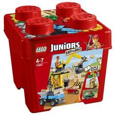 Lego 10667 - Juniors Starter Steinebox Baustelle Lego https://www.amazon.de/dp/B00F3B2Y6O/ref=cm_sw_r_pi_dp_x_tKs.xb5K1PFKE