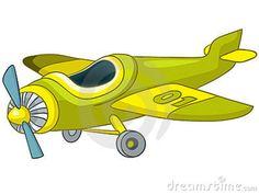 Cartoon Airplane | Cartoon Airplane Royalty Free Stock Photography - Image: 23000537