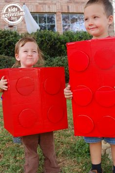 How to make an easy DIY costume for Halloween.