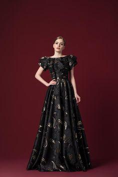 Prom Dresses, Formal Dresses, Long Dresses, Ny Fashion, Fantasy Dress, Jacquard Dress, Red Carpet Dresses, Ruffle Dress, Evening Gowns